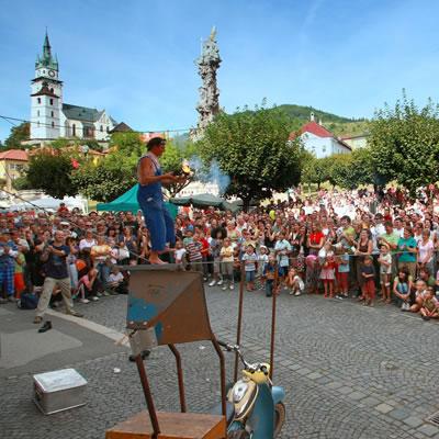 Veranstaltungen in Kremnica