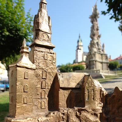 Explore in Kremnica