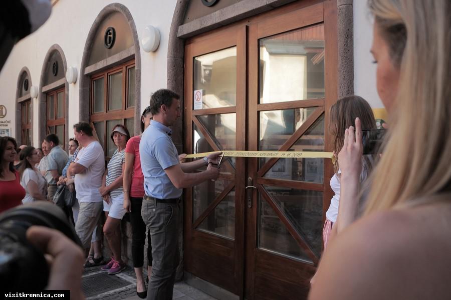 Nová Expozícia jedinečností Kremnice