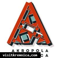 Október v kine Akropola