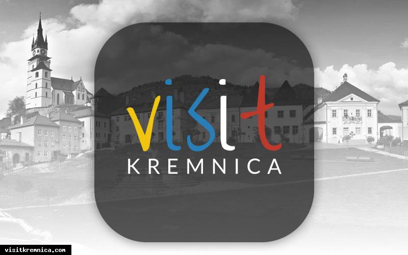 Mobilná aplikácia visitkremnica