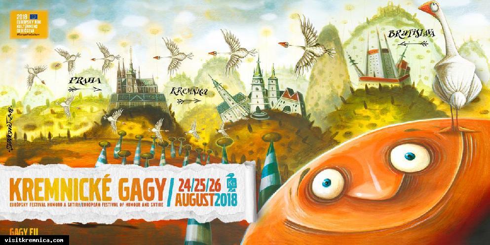 Kremnické Gagy 2018