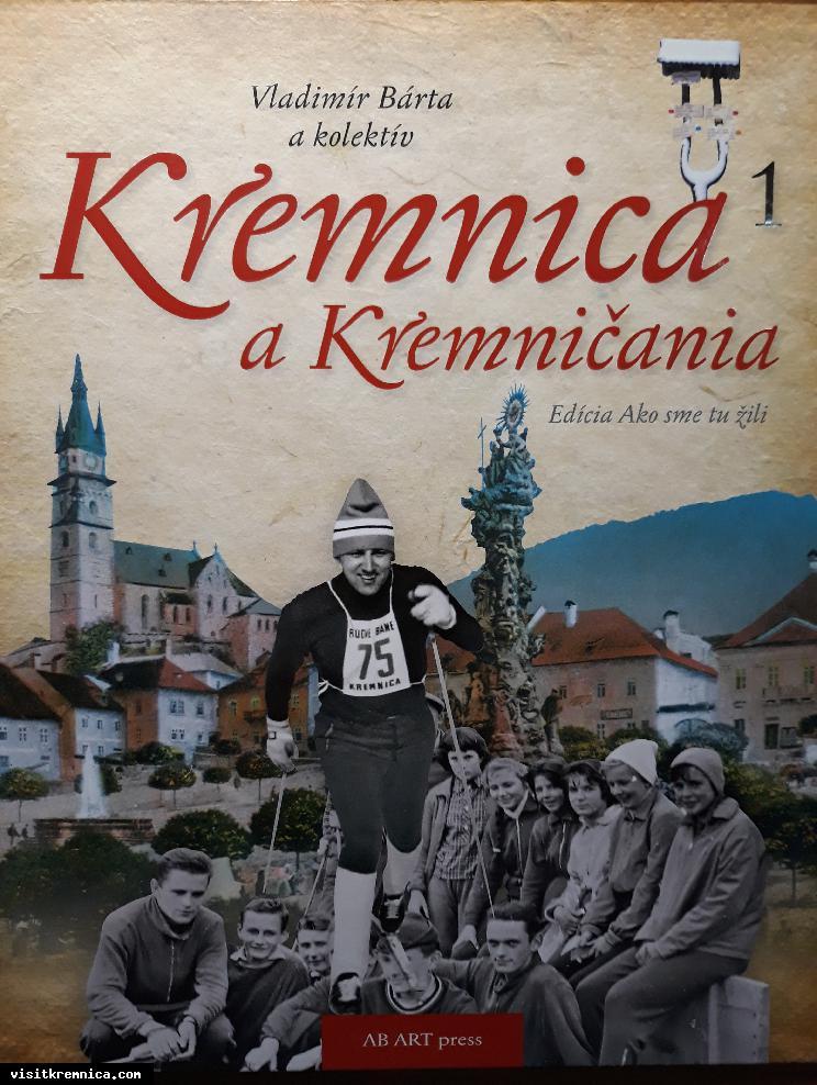 Kremnica a Kremničania / knižná novinka
