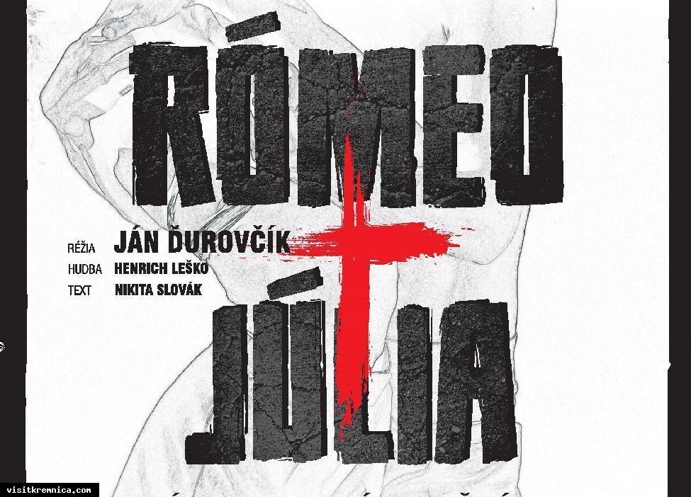 Rómeo+Júlia / Slovenské Divadlo Tanca bude v náhradnom termíne